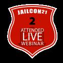 JAILCON21 Badge